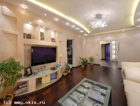 Интерьер квартиры 1 ком фото